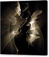 Light Dancers Canvas Print