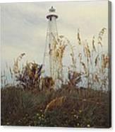 Light House Landscape Canvas Print