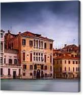 Light In Venice Canvas Print