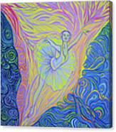 Light Of Inspiration Canvas Print