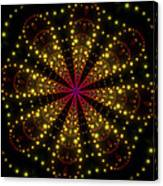 Light Show Abstract 3 Canvas Print