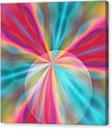 Light Spectrum 1 Canvas Print