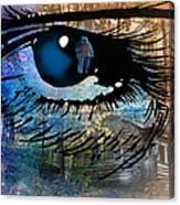 Light The Corners Of My Mind Canvas Print