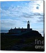 Lighthouse At Neist Point Canvas Print