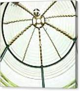 Lighthouse Lens Canvas Print