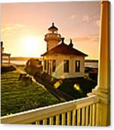 Lighthouse Mukilteo Canvas Print