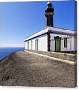 Lighthouse On Hierro Canvas Print