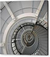 Lighthouse Stairs 2 Canvas Print