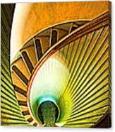 Lighthouse Stairway - Point Loma San Diego Canvas Print
