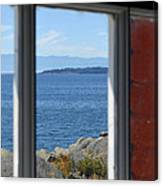 Lightkeepers View Canvas Print
