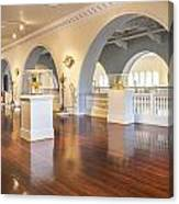 Lightner Museum 7 Canvas Print