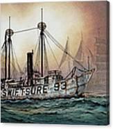 Lightship Swiftsure Canvas Print