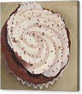 Like Velvet Cake Canvas Print