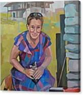 Liliana Canvas Print