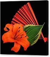 Lilies 2 Canvas Print