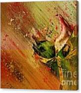 Lily My Lovely - S23ad Canvas Print