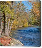 Lime Kiln Park   Canvas Print
