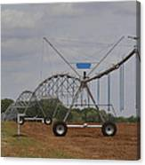 Limestone County Crop Irrigation Canvas Print