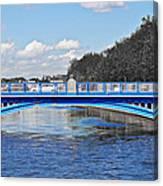 Limited Edition Dublin Bridge Canvas Print