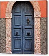Limone Door Canvas Print