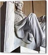 Lincoln II Canvas Print