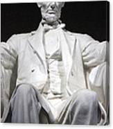 Lincoln1 Canvas Print