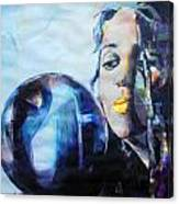 Linda Perry - 4 Non Blondes Canvas Print