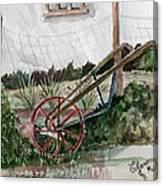 Lindas' Garden Canvas Print