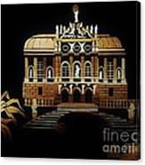 Linderhof Palace Canvas Print