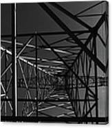 Lines And Angles Canvas Print