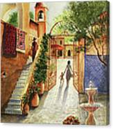 Lingering Spirit-sedona Canvas Print