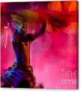 Lion King Dancers Canvas Print