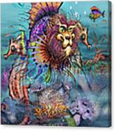 Lionfish Canvas Print