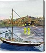 Lisbon Portugal Canvas Print