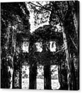 Lisheen House Canvas Print