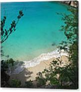 Little Bay Latitude Canvas Print