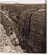Little Colorado River Overlook Canvas Print