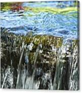 Little Falls 2 Canvas Print