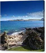Little Gruinard Bay In The Scottish Highlands Canvas Print