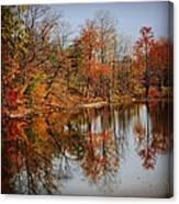 Little Lakes Canvas Print