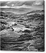 Little Langdale Tarn Canvas Print