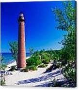 Little Sable Lighthouse Canvas Print