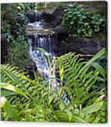 Little Waterfall Canvas Print
