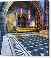 Liverpool Cathedral V2 Canvas Print
