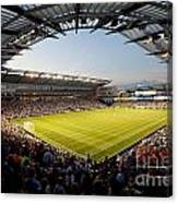 Livestrong Sporting Park Kansas City Canvas Print