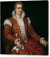 Livia Colonna Canvas Print