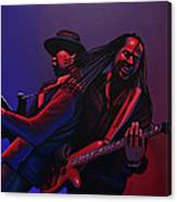 Living Colour Painting Canvas Print