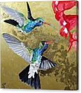 Living Jewels Canvas Print