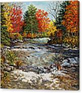 Living Waters Canvas Print