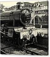 Llangollen Railway Canvas Print